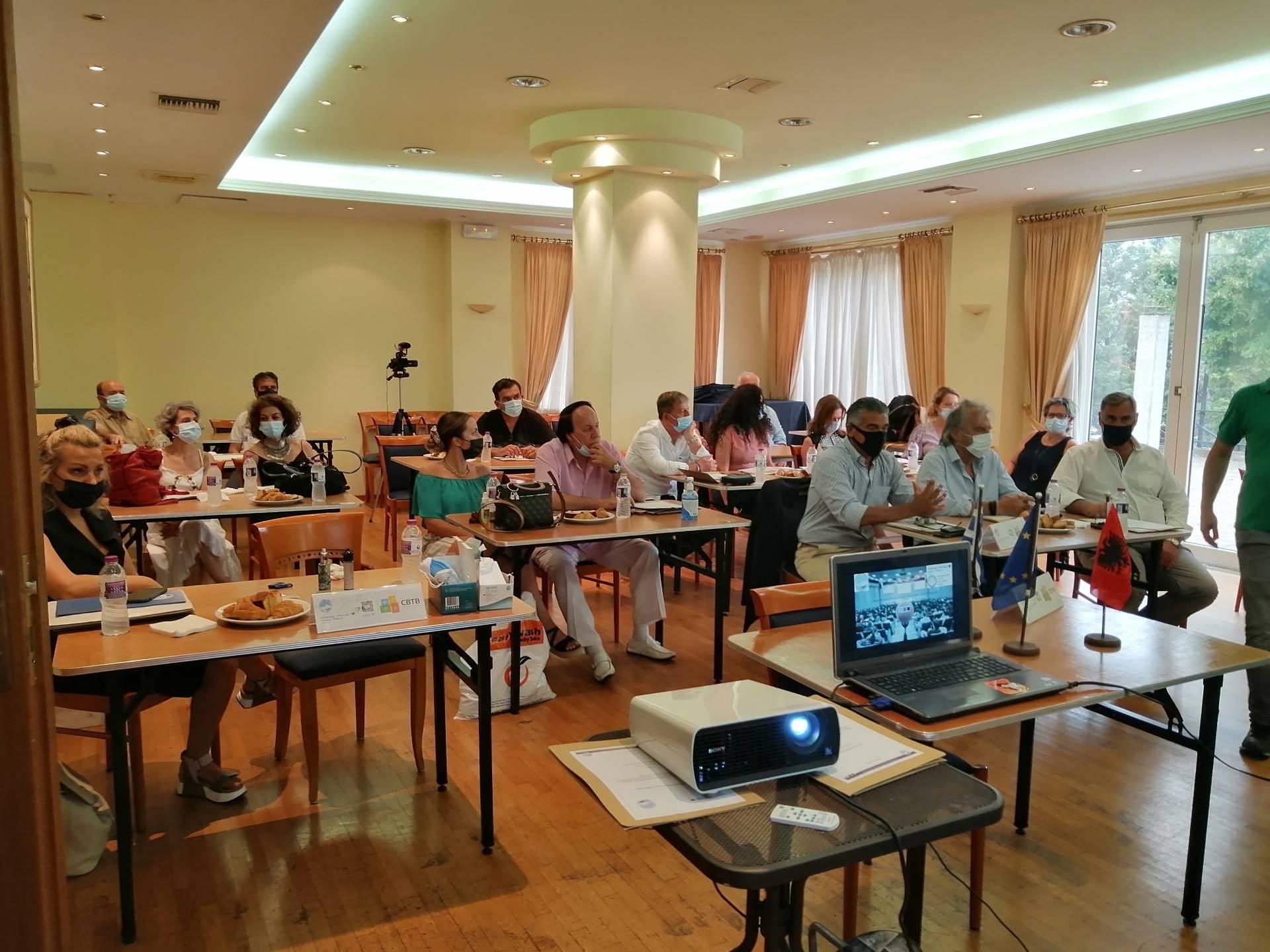 """Επιμελητήριο Γρεβενών: Διεθνές Συνέδριο Κλεισίματος """"CBTB"""""""