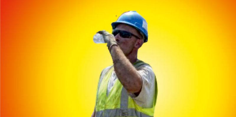 Εργατικό Κέντρο Ν. Κοζάνης: Αντιμετώπιση της θερμικής Καταπόνησης