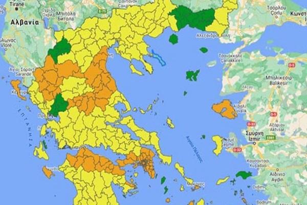 «Πράσινη» η Καστοριά – Εμβολιασμένοι οι μισοί κάτοικοι