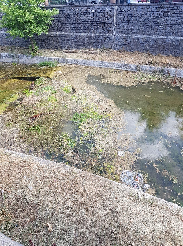 Παράπονα πολιτών για την κατάσταση στο ποτάμι των Γρεβενών