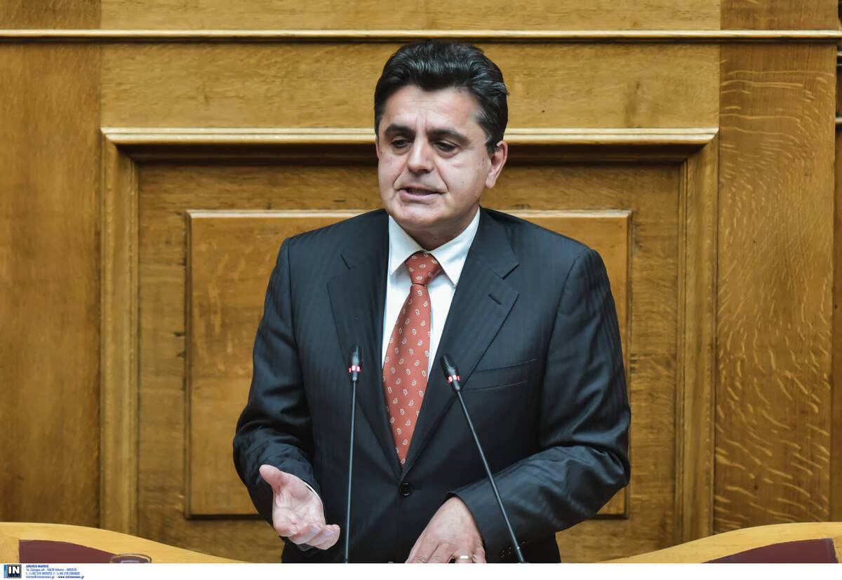 Συνάντηση του Βουλευτή με τον φίλο Ιατρό Καρδιολόγο και Πολιτευτή Α Θεσσαλονίκης Διαμαντή Γκολιδάκη.