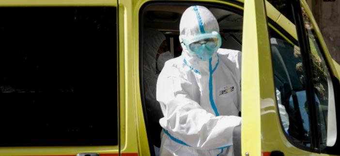 Κορωνοϊός: 2.628 νέα κρούσματα, 34 θάνατοι, 319 διασωληνωμένοι
