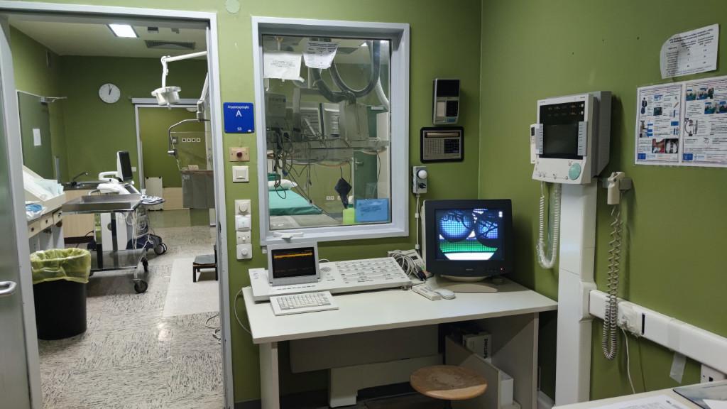 Ιωάννινα: Σε πλήρη λειτουργία το τμήμα Επεμβατικής Ακτινολογίας,του Πανεπιστημιακού Νοσοκομείου