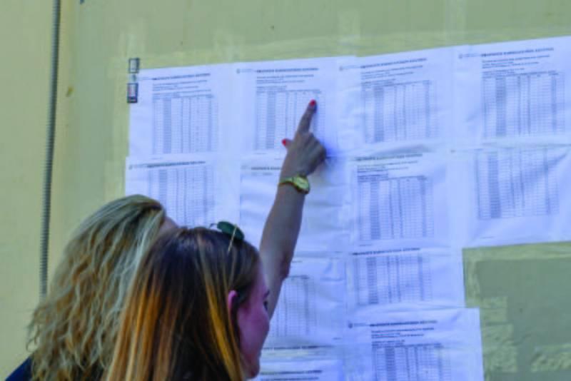 Βάσεις 2021: Οι τελικές εκτιμήσεις για 453 τμήματα -Ο αναθεωρημένος πίνακας του Στρατηγάκη [λίστα]