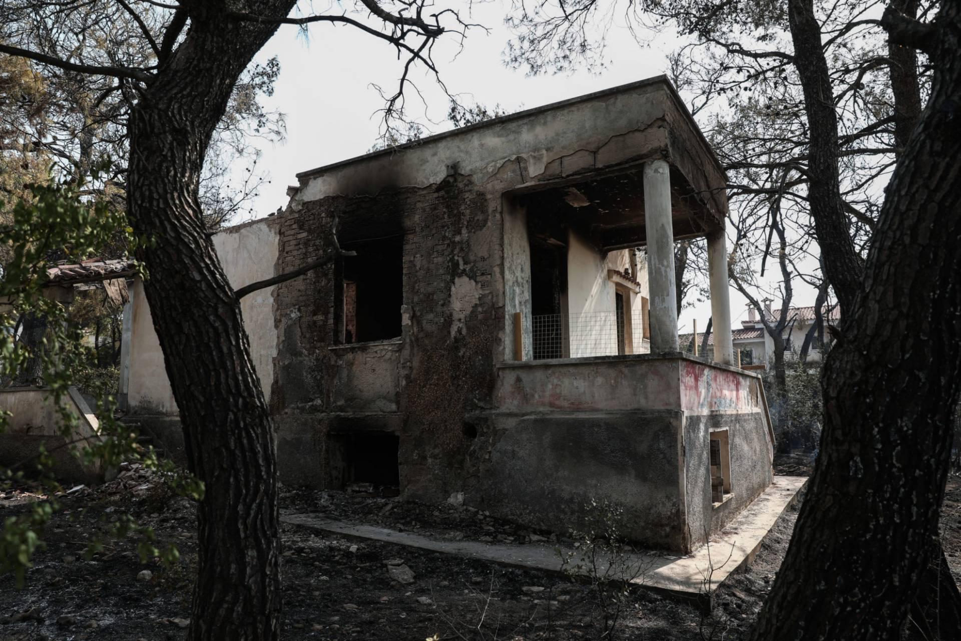 Φωτιές – Πώς και πότε θα αποζημιωθούν οι πυρόπληκτοι