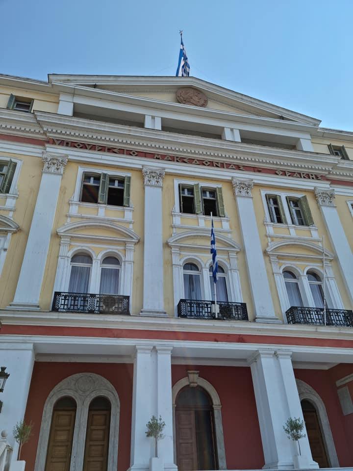 Ζήσης Τζηκαλάγιας: Συναντήσεις στη Θεσσαλονίκη (Φωτογραφίες)