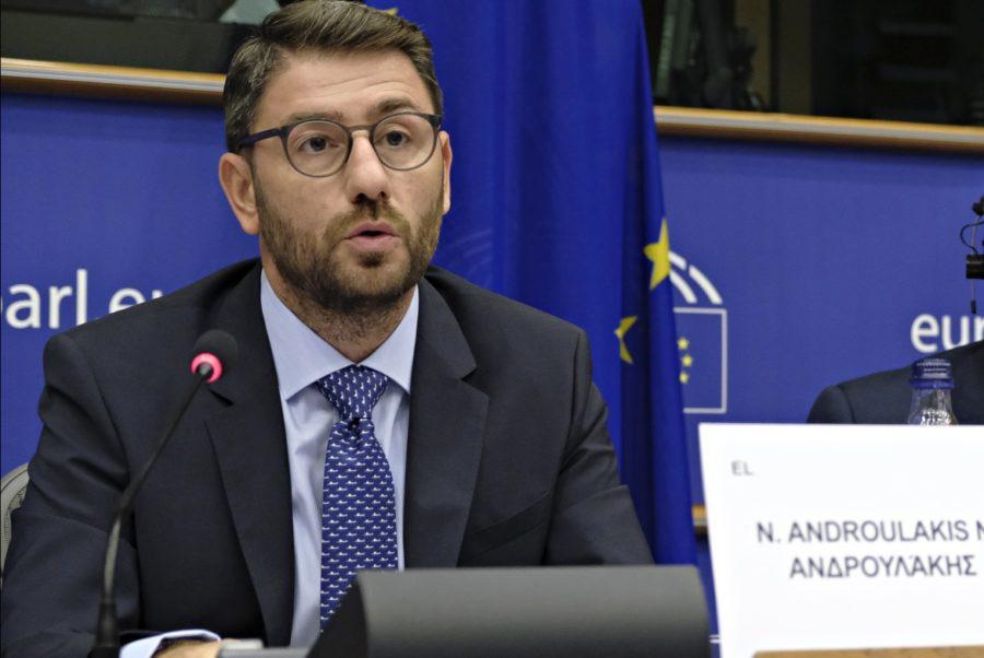 Ερώτηση του Νίκου Ανδρουλάκη για το ζήτημα της απέλασης του Προέδρου της Παμποντιακής Ομοσπονδίας Ελλάδος από την Τουρκία
