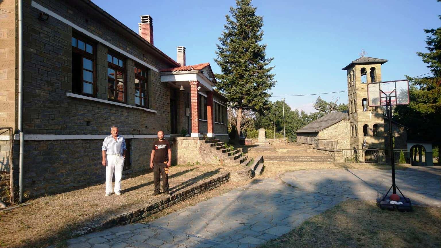 Επίσκεψη σε 5 κοινότητες του Β.Α Βοΐου του Αντιπεριφερειάρχη Κοζάνης (Φωτογραφίες)