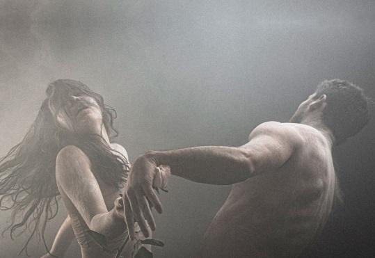 Θεατρική παράσταση (Υπουργείου Πολιτισμού-Εφορεία Αρχαιοτήτων Γρεβενών) στην Ι. Μ. Κοίμησης Θεοτόκου Τορνικίου