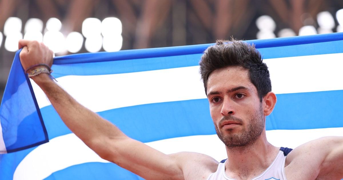 Μίλτος Τεντόγλου: Το Twitter έπαθε πλάκα με τον Ολυμπιονίκη- «Και icon και χρυσός»