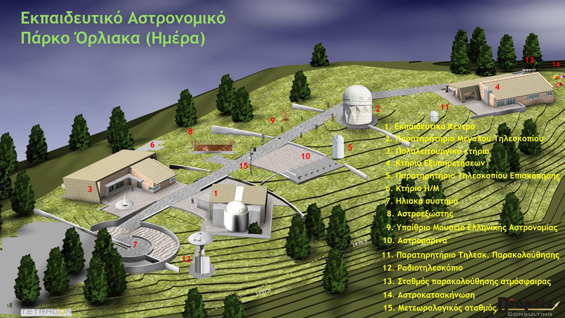 Δήλωση του Συλλόγου Φίλων του «Εκπαιδευτικού Αστρονομικού Πάρκου Όρλιακα»