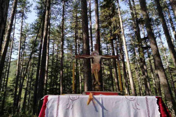Ιερά Μητρόπολη Γρεβενών: Θεία Λειτουργία στη Βάλια Κάλντα μεαφορμήτην «Ημέρα Προστασίας του Περιβάλλοντος»
