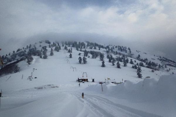 Έγκριση περιβαλλοντικών όρων Χιονοδρομικό Κέντρο Βασιλίτσας