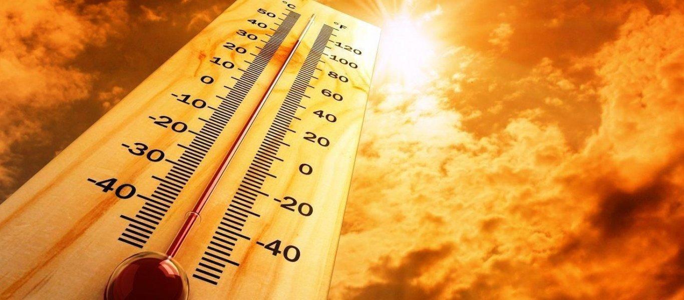 Έρχεται νέος καύσωνας 4 ημερών – Η κλιματική κρίση αλλάζει το ελληνικό καλοκαίρι