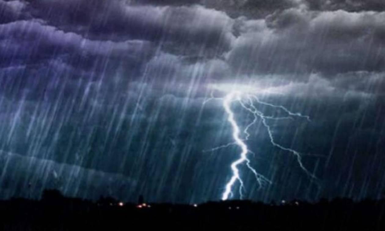Δ/νση Πολιτικής Προστασίας Περιφέρειας Δυτικής Μακεδονίας: Έκτακτο δελτίο επιδείνωσης του καιρού με τοπικά ισχυρές καταιγίδες, οι οποίες θα συνοδεύονται πρόσκαιρα από ισχυρούς ανέμους και πιθανώς από χαλαζοπτώσεις