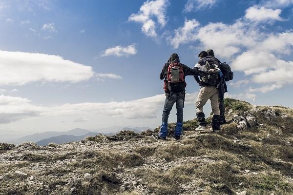 Ορειβάτες ανέβηκαν στον Γράμμο για καλό σκοπό