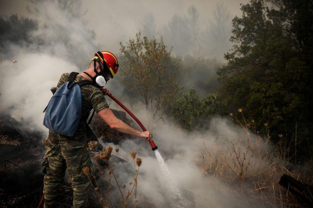Δυτική Μακεδονία: Τρία τα πύρινα μέτωπα σε Κοζάνη και Γρεβενά