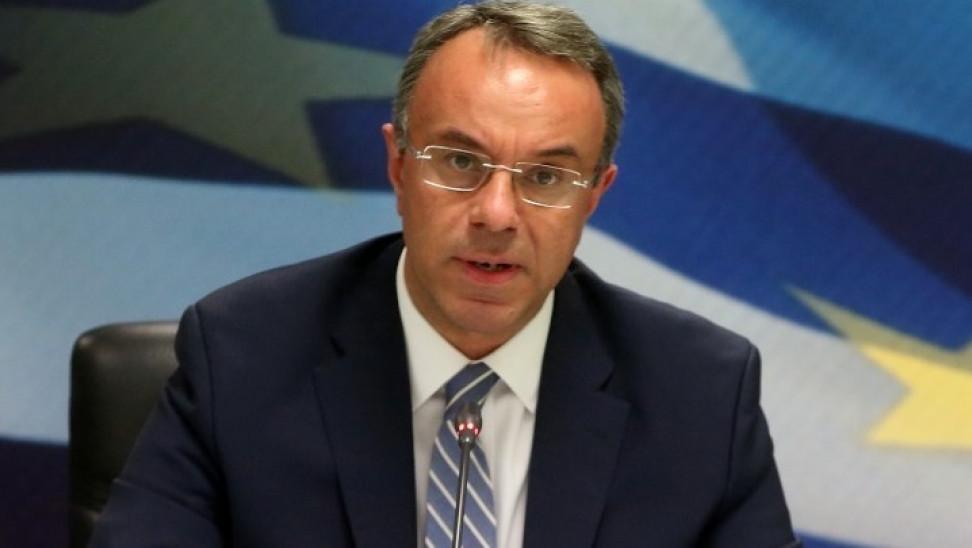 Σταϊκούρας: Εξετάζεται μείωση ΕΝΦΙΑ κατά 8% -Τι είπε για το ενδεχόμενο νέων φοροελαφρύνσεων