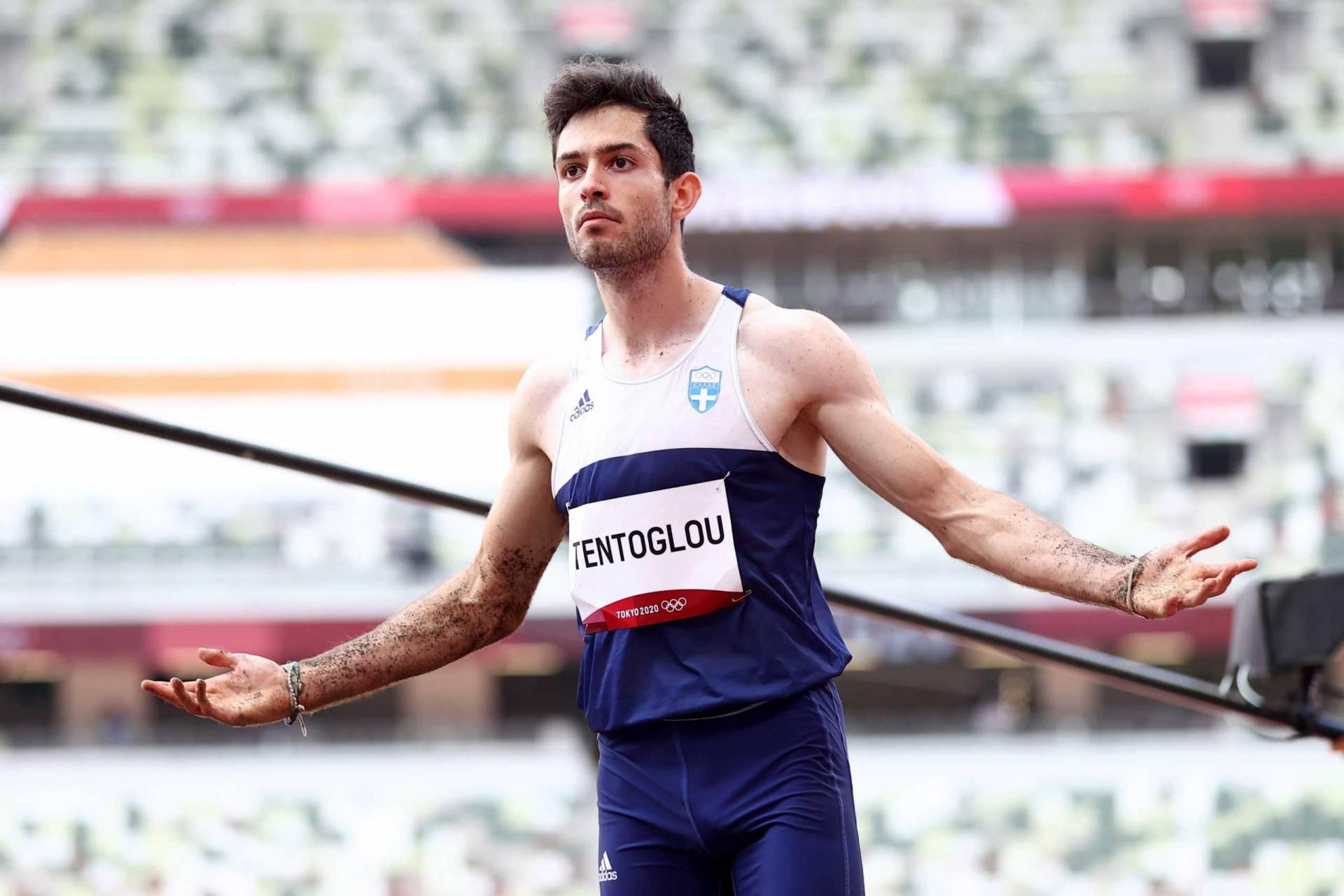 Χρυσό μετάλλιο ο Μίλτος Τεντόγλου στο Τόκιο- Πέταξε στα 8,41 και σήκωσε την Ελλάδα ψηλά!