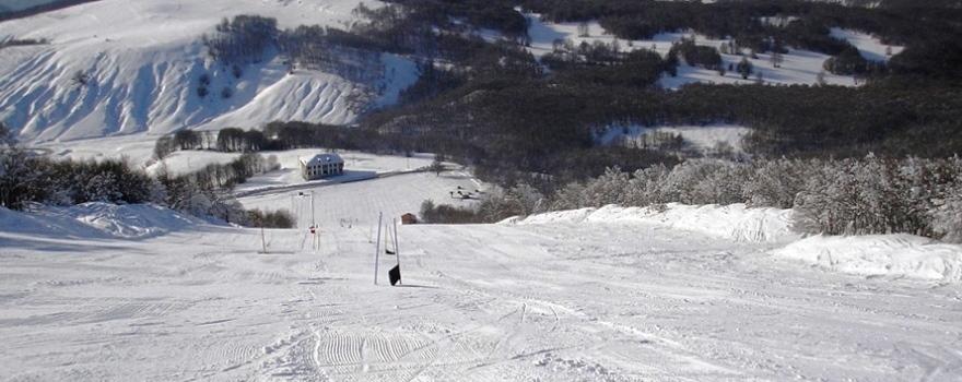 121.892€  από την Π.Ε. Καστοριάς για την Αναβάθμιση των Υποδομών του Χιονοδρομικού Κέντρου Βιτσίου.