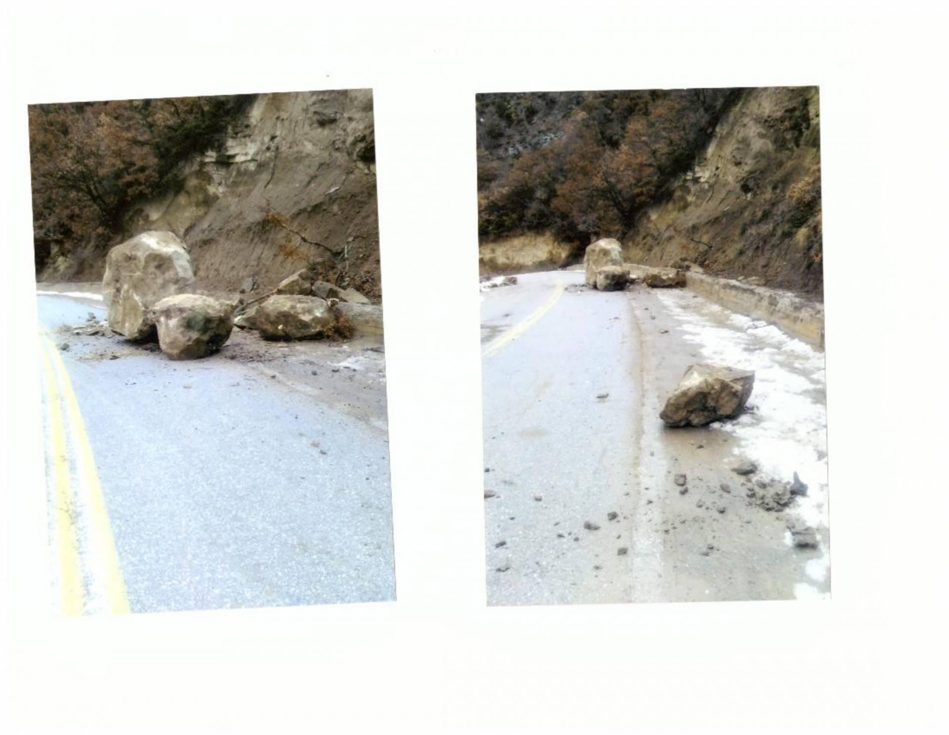 Σπήλαιο: Εάν προκληθεί ατύχημα από την πτώση βράχων ποιος θα ευθύνεται;