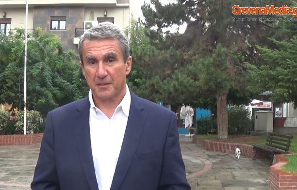 Το μήνυμα του κ. Ανδρέα Λοβέρδου από τα Γρεβενά για τις εσωτερικές εκλογές του ΚΙΝΑΛ (Βίντεο)