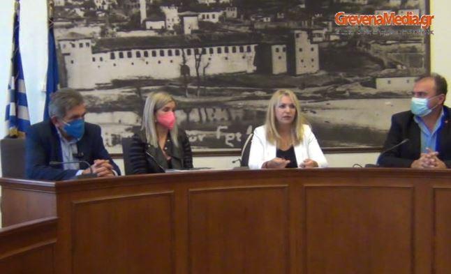 Επίσκεψη στο Νομό Γρεβενών πραγματοποίησε κλιμάκιο της Νέας Δημοκρατίας ενόψει της Διεθνούς Έκθεσης Θεσσαλονίκης (βίντεο)