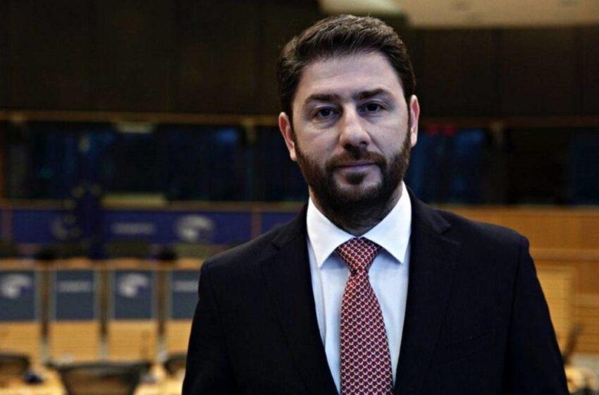 Ανδρουλάκης: Απευθύνει διαδικτυακό κάλεσμα για συλλογή υπογραφών στήριξης της υποψηφιότητάς του