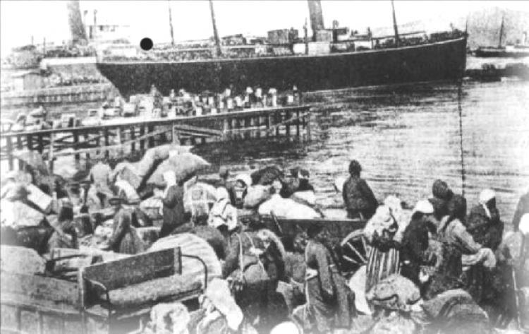 Το πρόγραμμα των εκδηλώσεων για την Ημέρα Εθνικής Μνήμης της Γενοκτονίας των Ελλήνων της Μικράς Ασίας από το Τουρκικό Κράτος
