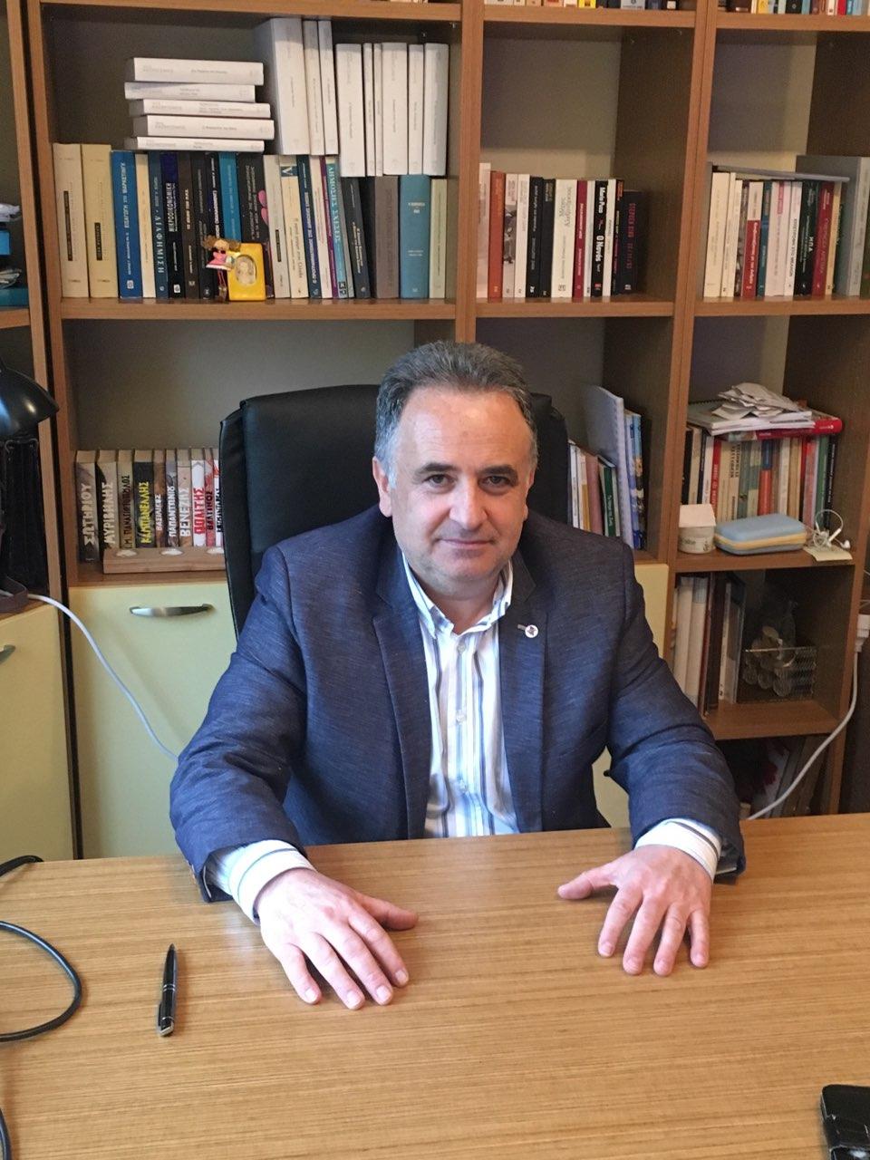Ευχαριστήριο μήνυμα του Προέδρου της ΔΗΜΤΟ ΝΔ Γρεβενών κ.Δημήτριου Κωδουνά