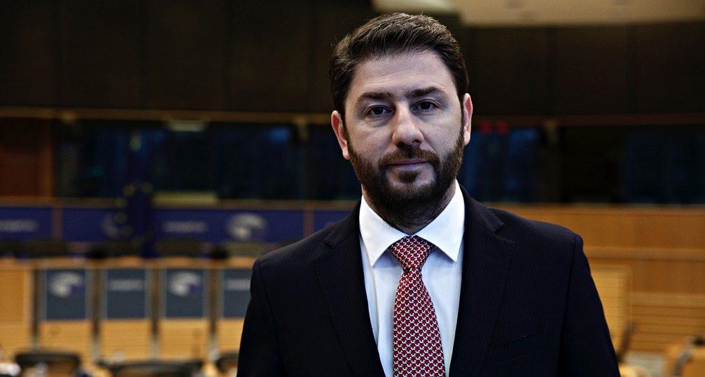 Νίκος Ανδρουλάκης: Είμαι υποψήφιος γιατί πιστεύω ότι μπορώ να μεγαλώσω την παράταξη
