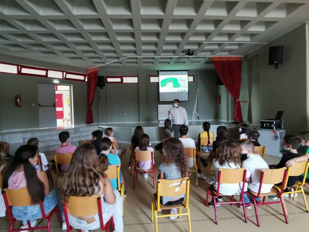 Τα «μυστικά» της υγιεινής διατροφής σε σχολεία των Τρικάλων