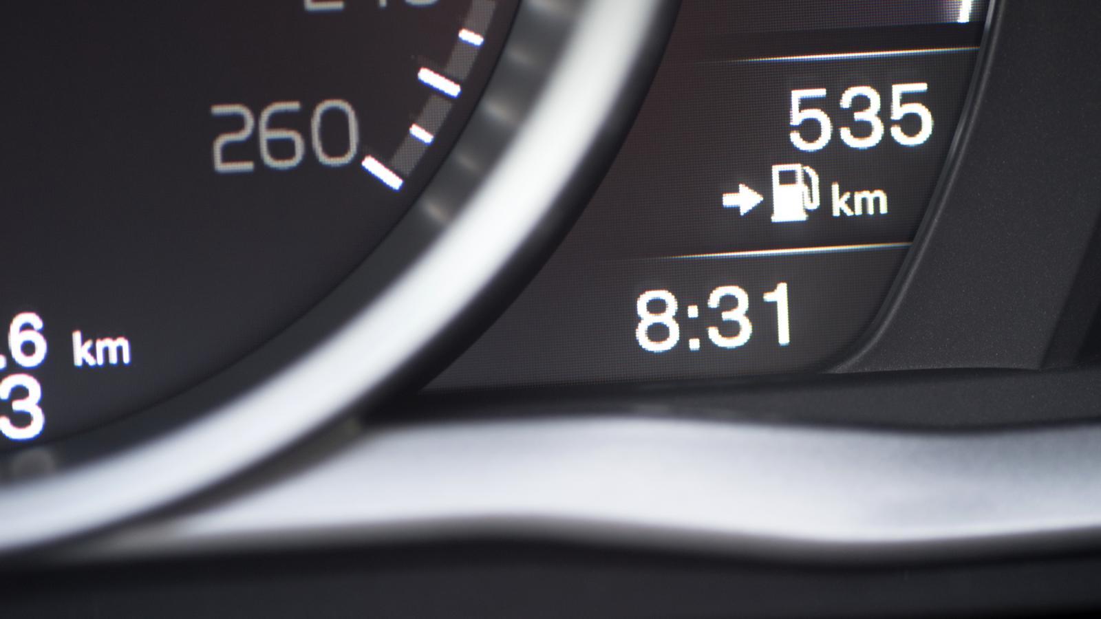 Αυτονομία καυσίμου: Εμπιστεύεσαι το trip computer;