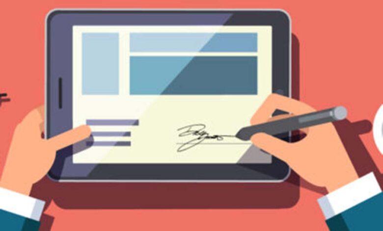Ψηφιακή επανάσταση: Γνήσιο της υπογραφής με ένα κλικ – Τέλος στην ταλαιπωρία, μετά από έναν αιώνα