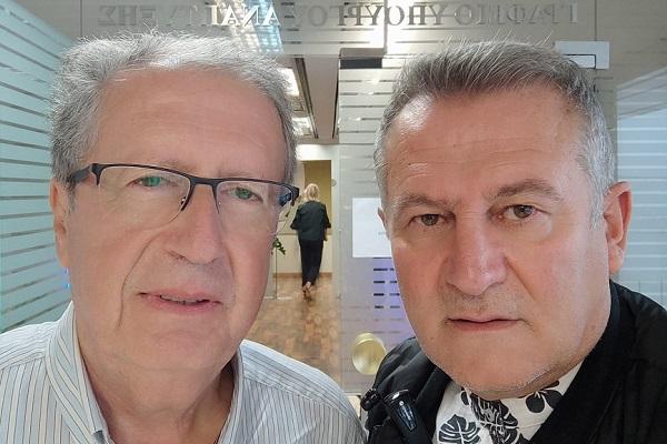 Στο Υπουργείο Ανάπτυξης ο Δήμαρχος Νεστορίου Χρήστος Γκοσλιόπουλος