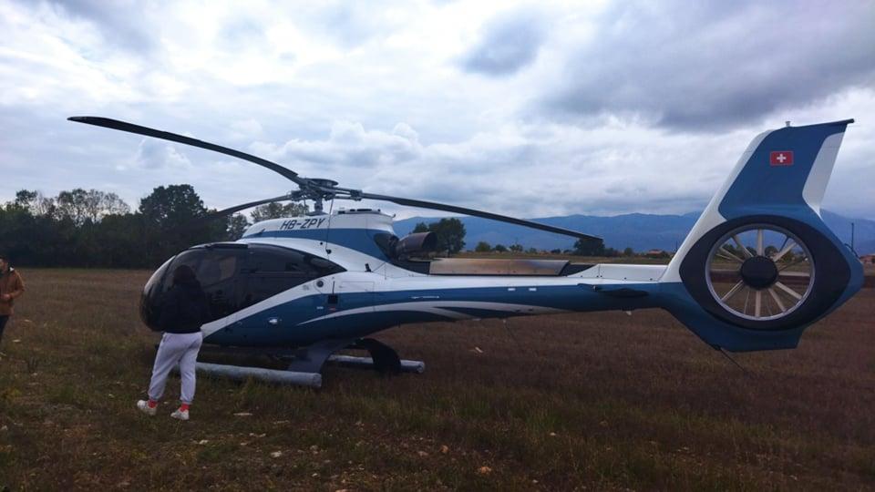Τι απαντά η ΥΠΑ για το ελικόπτερο που από την Κέρκυρα βρέθηκε στην Κοζάνη