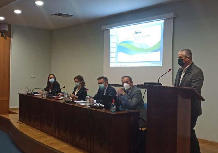 Θέμα συζήτησης το φυσικό αέριο στη συνάντηση του Περιφερειάρχη Δυτικής Μακεδονίας Γ.Κασαπίδη με κλιμάκιο του ΔΕΣΦΑ Α.Ε.