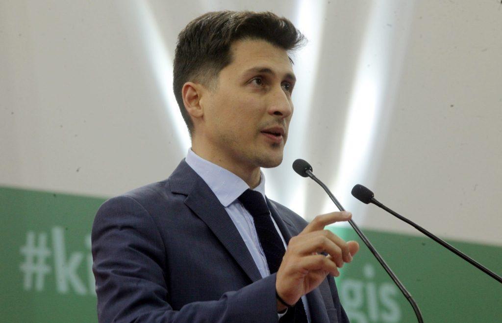 Και ο Παύλος Χρηστίδης κατεβαίνει υποψήφιος για την ηγεσία του ΚΙΝΑΛ
