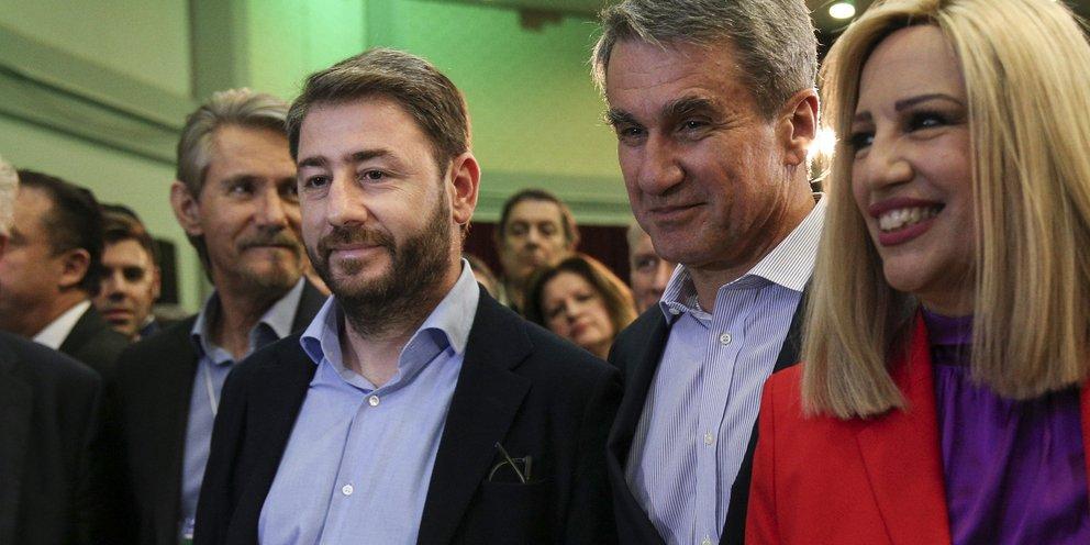 ΚΙΝΑΛ: Κανονικά οι εκλογές για αρχηγό, 5 και 12 Δεκεμβρίου, μετά την αποχώρηση της Φ. Γεννηματά