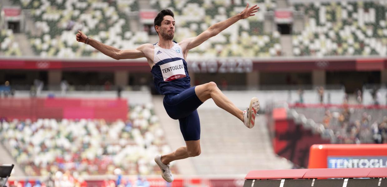 Μίλτος Τεντόγλου: Ανακηρύχθηκε από την ΕΟΕ ως ο κορυφαίος Έλληνας αθλητής στους Ολυμπιακούς Αγώνες του Τόκιο